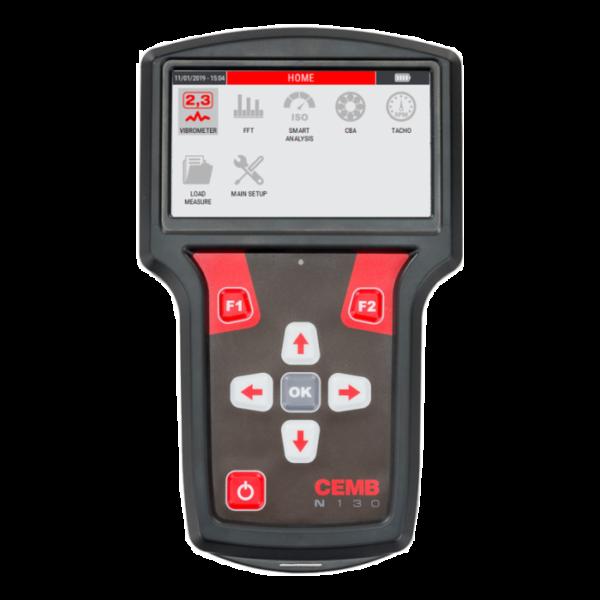 N130 Vibrometro portatile manutenzione predittiva   CEMB Store